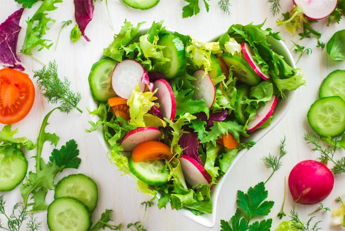 Hạt chia thích hợp với người ăn chay
