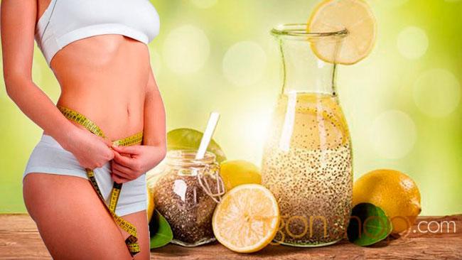 Hạt chia có công dụng hỗ trợ giảm cân